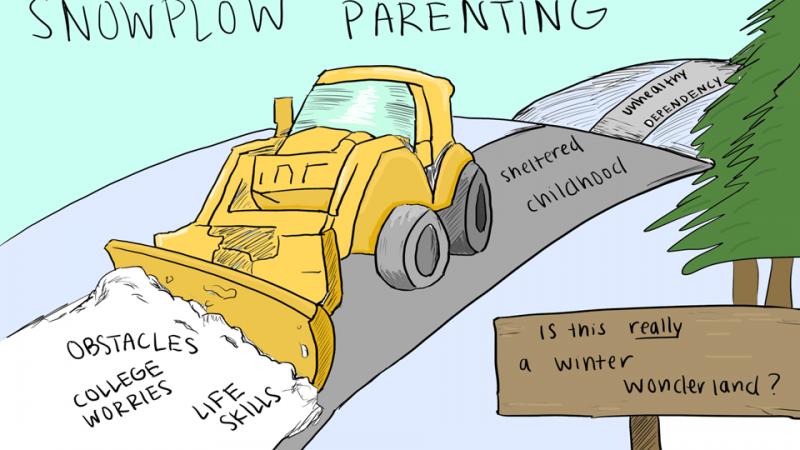 ඔබේ Snowplow දෙමාපිය ශෛලිය නිසා දරුවන්ගේ අනාගතය අඳුරු වෙනවාද?